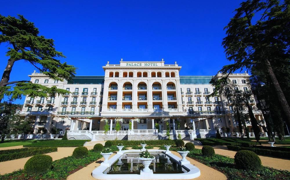 Отель Кемпински Порторож