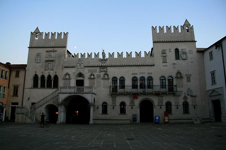 Преторийский дворец  Словения Копер