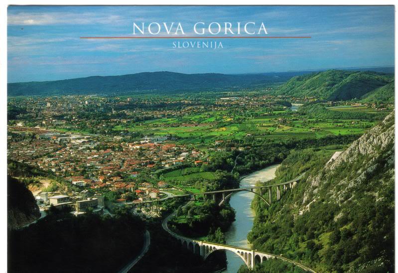 Нова-Горица Словения
