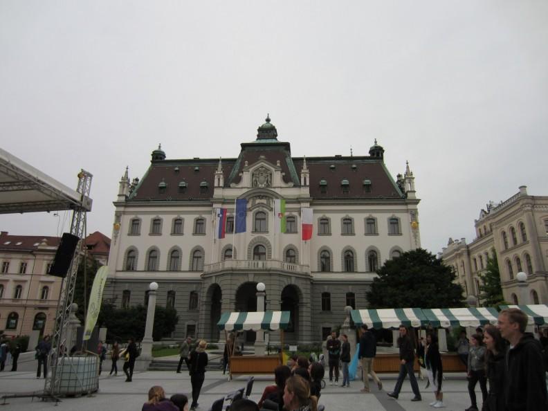 Университет Любляны