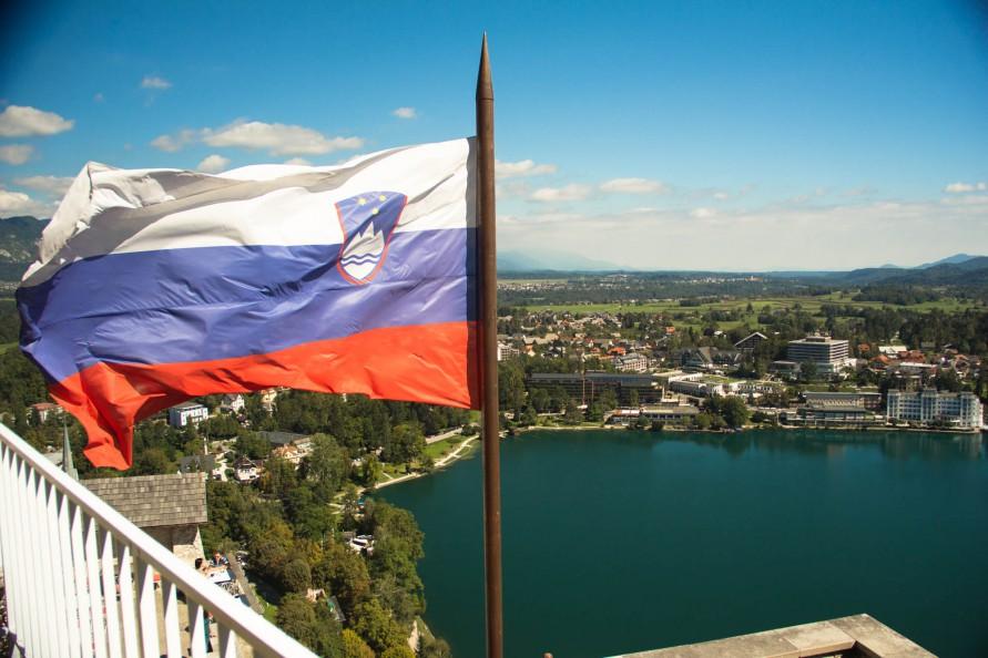 Язык Словении Флаг Словении